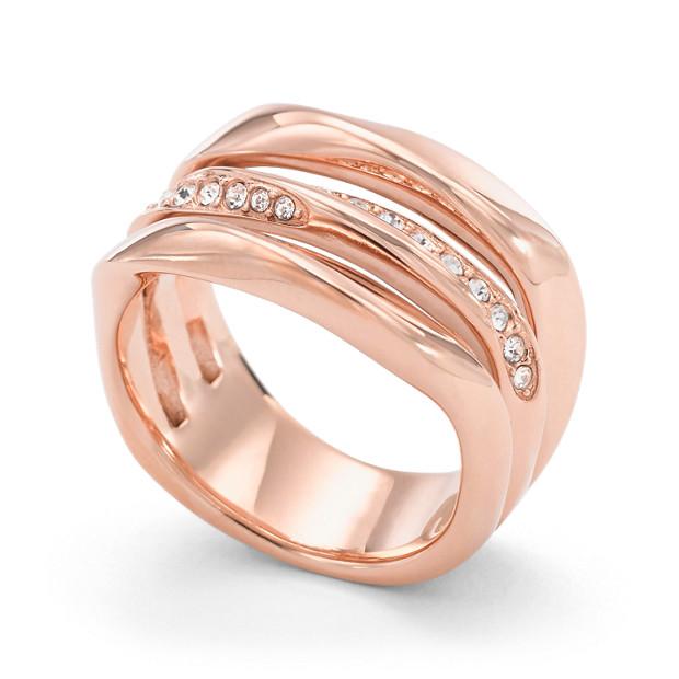 Twist Stack Ring