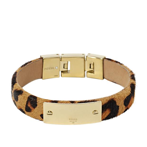 Bracelet plaque