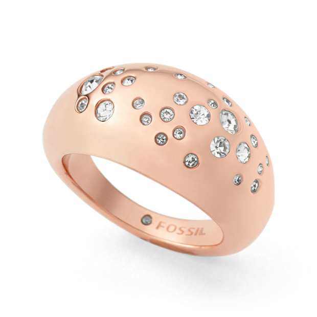 Shimmer Dome Ring