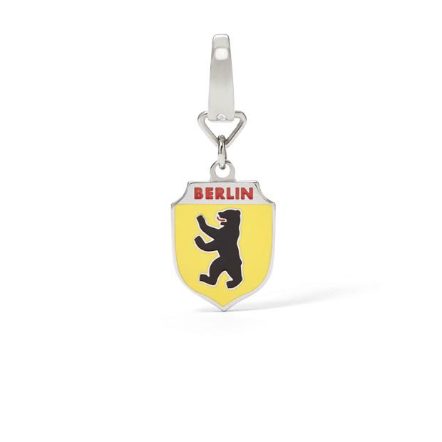 Berlin Crest Charm