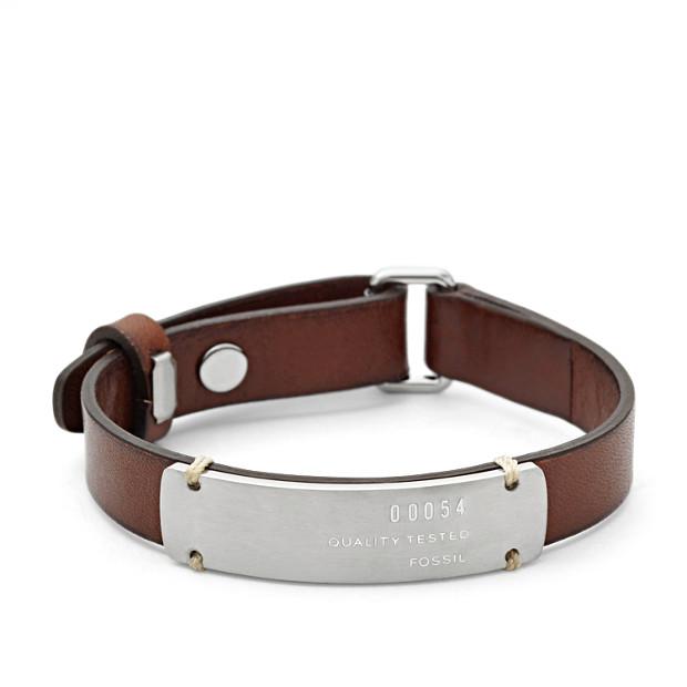 Leather Stretch Bracelet