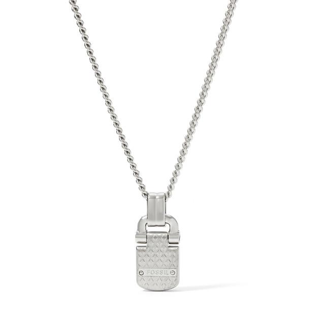 Modern Link Necklace