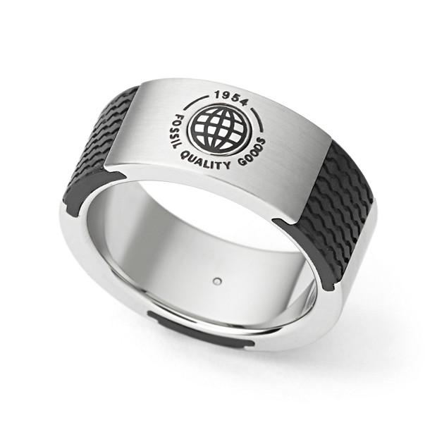 Herren Ring - Dress Globe