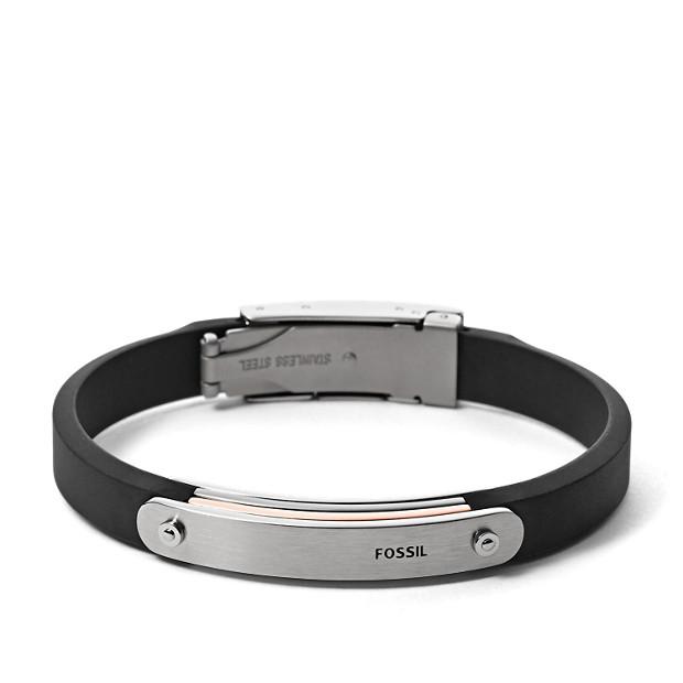 Tri-Tone Layer Bracelet