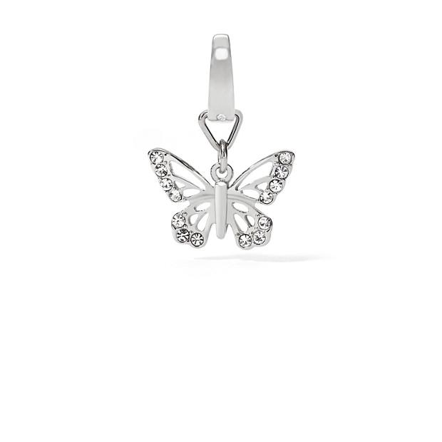 Glitz Butterfly Charm