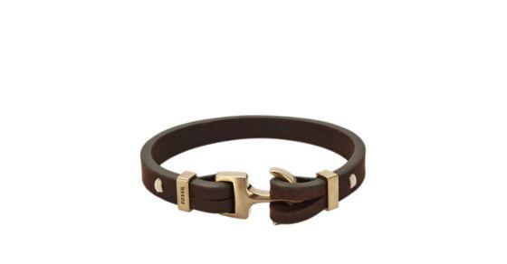 046388decd914a Anchor Bracelet - Fossil