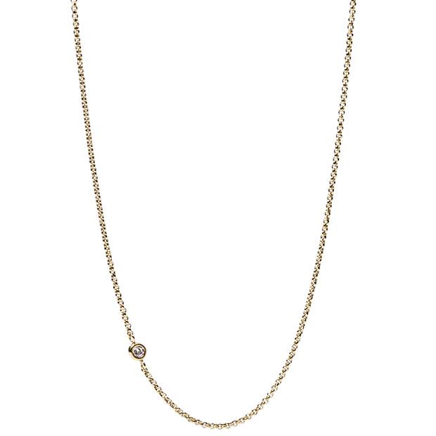Charm Basis Halskette