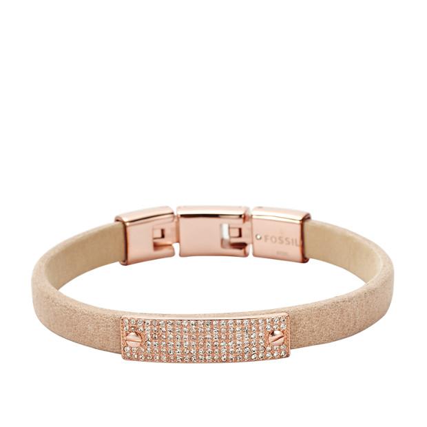 Pavé Plaque Bracelet