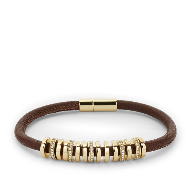 Rondel Cord Bracelet