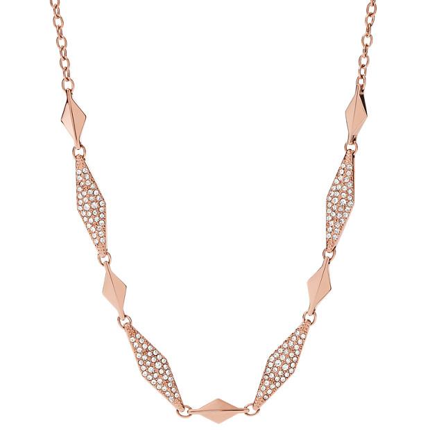 Glitz Link Necklace