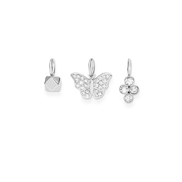 Butterfly Micro Charm Set