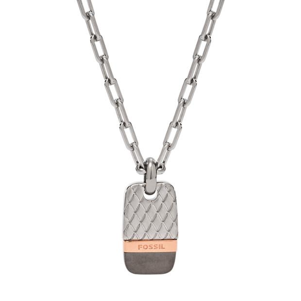 Tri-Tone Necklace
