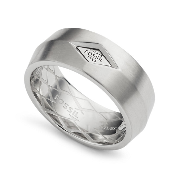 Diamond Icon Ring