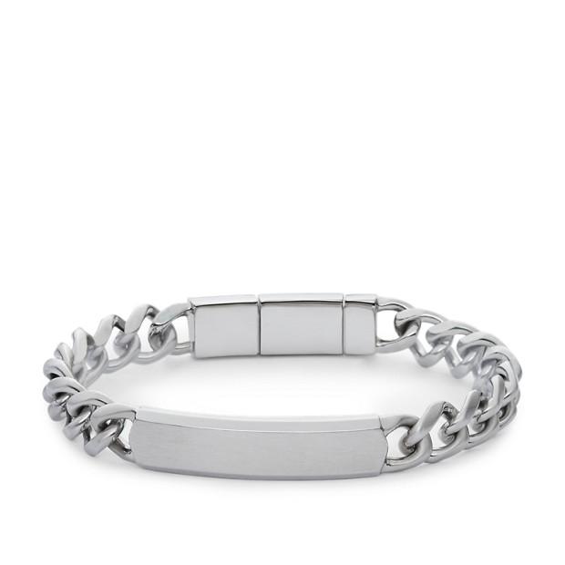 Bracelet avec plaque