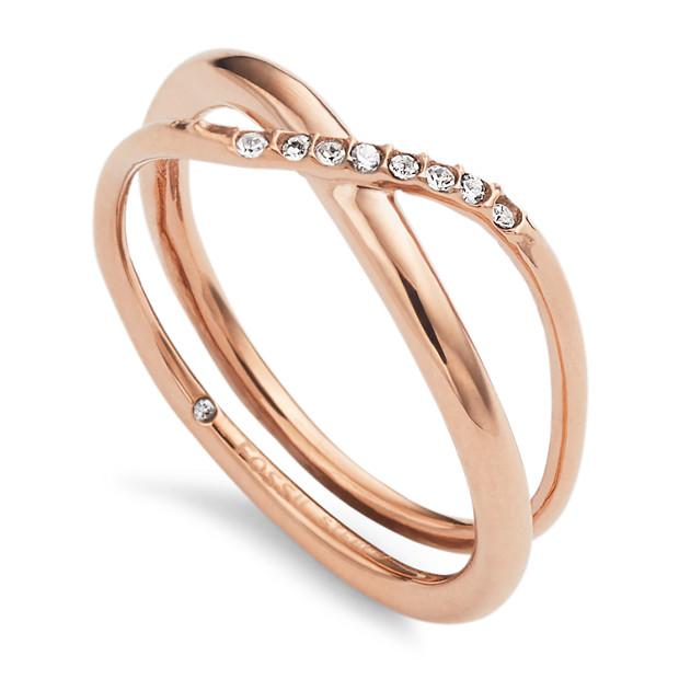 Glitz Twist Ring