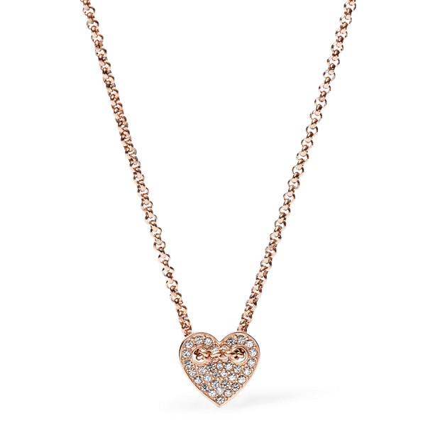 Damen Halskette - Heart