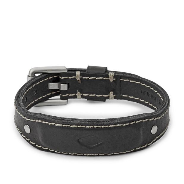 Bracelet Retro Pilot noir