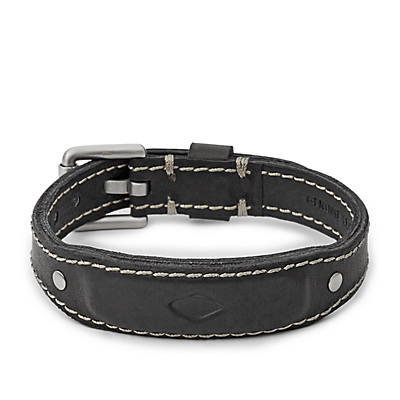 Retro Pilot Bracelet - Black