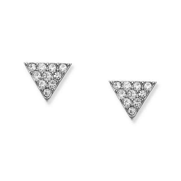 Damen Ohrstecker - Triangle