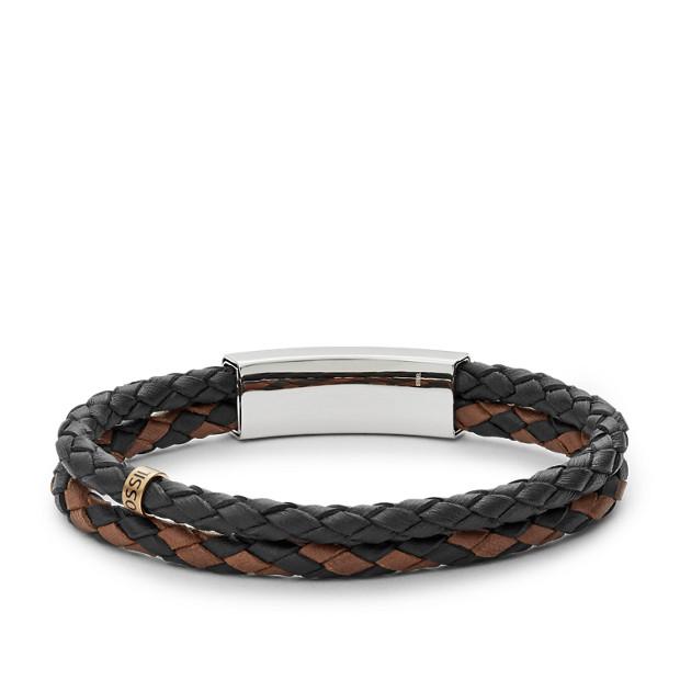 Vintage Casual Multi Strand Leather Bracelet