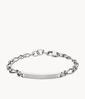 Plaque Steel Bracelet