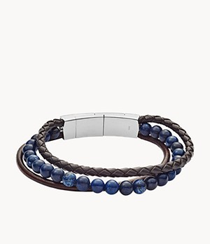 Herren Armband Vintage Casual Multi-Strand and Bead