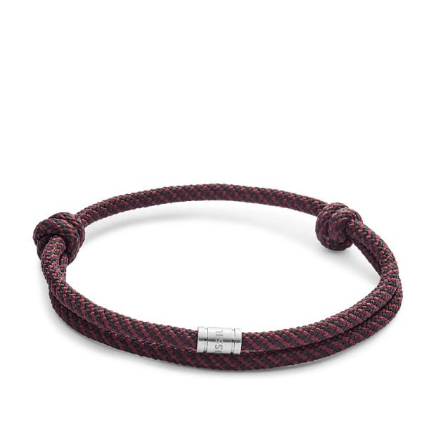 Red Nylon Bracelet