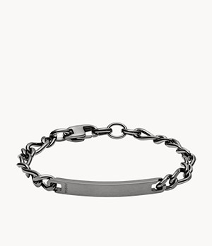 ID Smoke Stainless Steel Bracelet