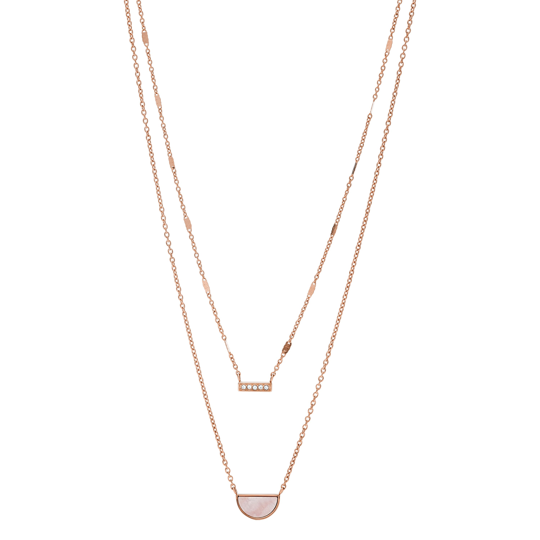 Women's necklaces.