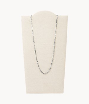 Figaro Stainless Steel Necklace