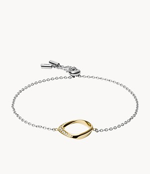 Damen Armband Twisted