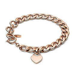 Bracelets For Women Charm Silver Leather Womens