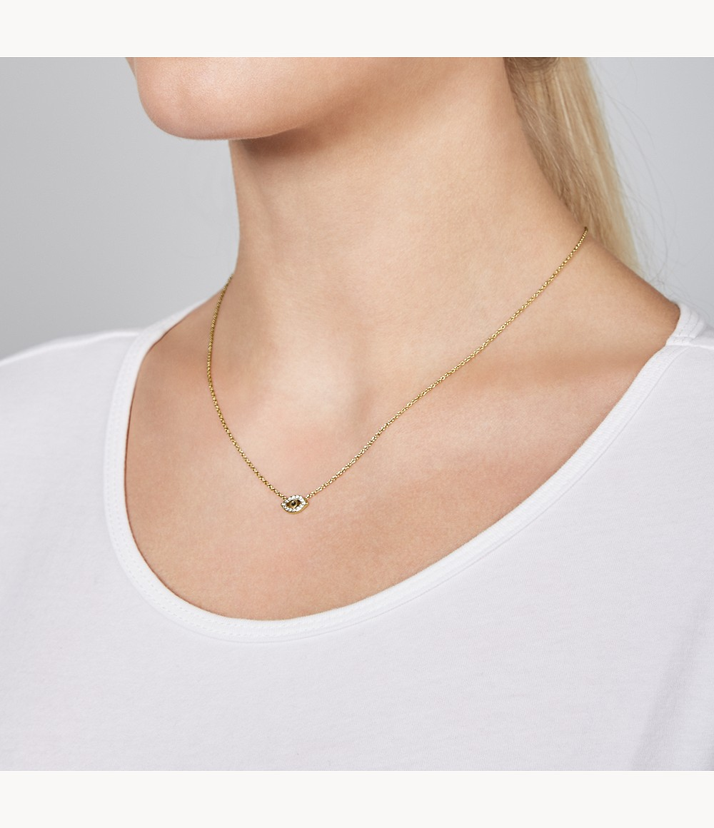 A\u00e9lys necklace stainless steel