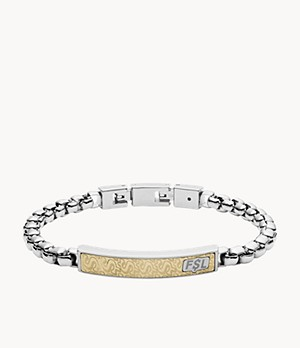 Money Gang Stainless Steel Chain Bracelet