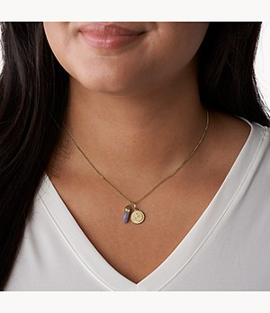 Power Of Crystals Jade Pendant Necklace
