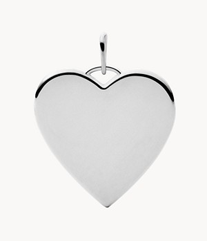 Oh So Charming Stainless Steel Charm