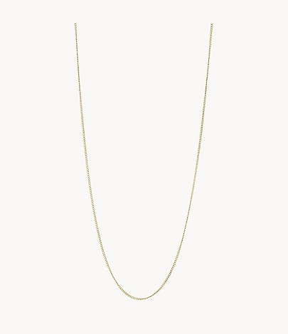 Oh So Charming Short Gold Tone