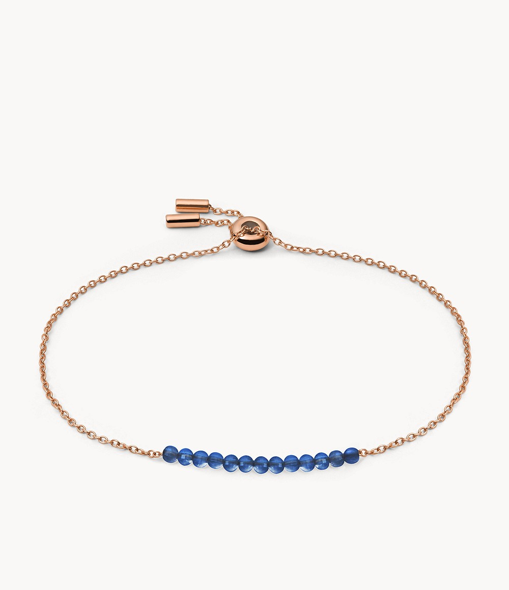 ROSE595 Bracelet Connector Two Hole Connector Gold Plated Findings Stamping Bracelet 6x43mm Rose Gold Bracelet Personalized Charms