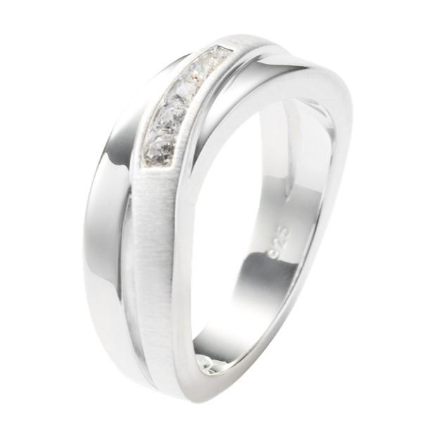 Damen Silber Ring
