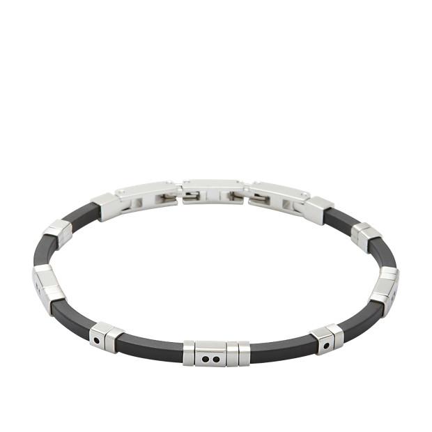 Herren Armband PU - Schwarz