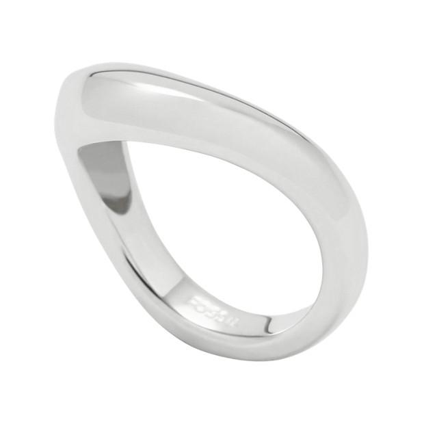 Damen Ring - Sterling Leaf