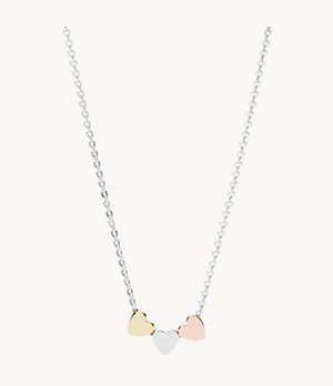Damen Halskette Mother's Day Heart Boxed Necklace
