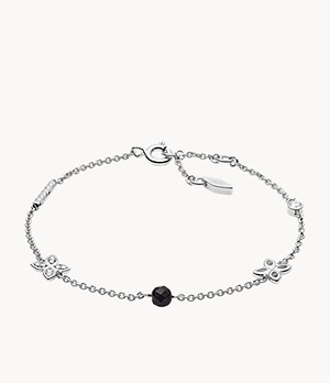 Damen Armband - Sterling Silver Ornament