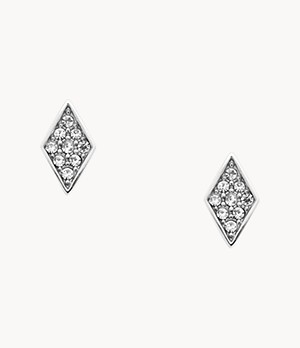 Diamond Stainless Steel Studs