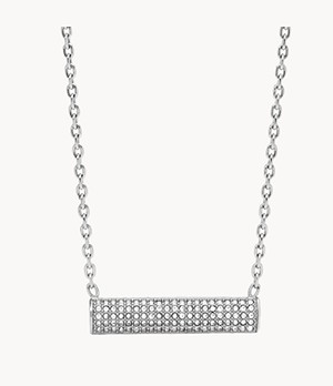 Bar Stainless Steel Necklace