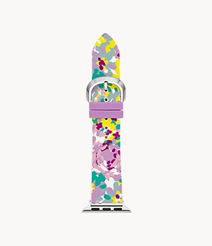 kate spade new york multicolored silicone 38/40mm bands for Apple Watch®