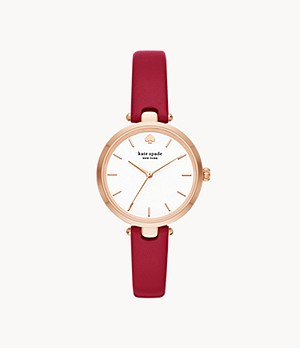 kate spade new york holland watch and earring set
