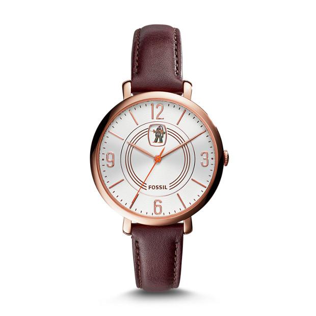 Limited Edition Jacqueline Cin-E-Matic Watch