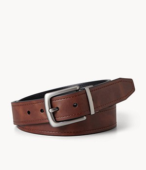 Fossil Men/'s Myles Belt