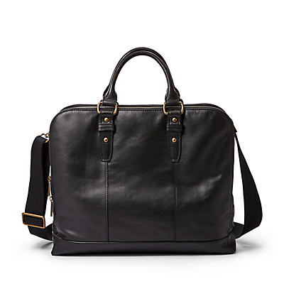 Dillon Large Double Zip Workbag